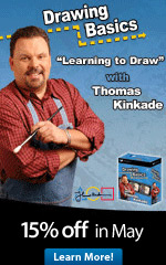 Drawing Basics -Thomas Kinkade