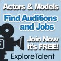 ExploreTalent - Acting & Modeling Auditions
