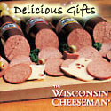 The Wisconsin Cheeseman - Tasty Sausage Gifts