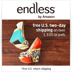 Free Shipping on Designer Brands at Endless.com
