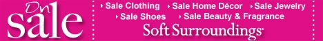 Shop Sale Items at SoftSurroundings.com!
