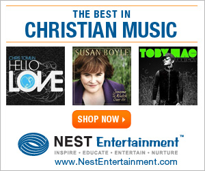 Nest Entertainment Christian Music CDs MP3s