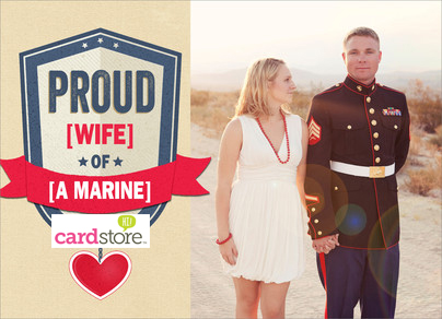 99¢ Military Valentine's Day Cards at Cardstore! Use Coupon Code: CSA3116, Valid 1/16 thru 2/7/13