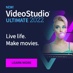 Corel VideoStudio Ultimate X8 Video Editing Software