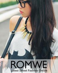 Romwe-Latest High Street Fashion Online