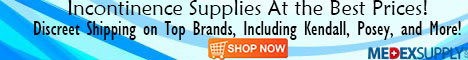 Save on Incontinence Care Supplies!