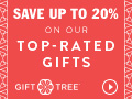Save Up to 20% on Top Rated Gifts