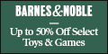 Up To 50% Off Select Toys & Games