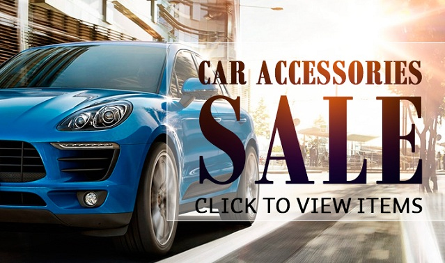 Car accessories Sale! Click to view items!