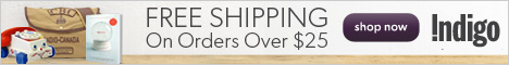Free shipping at chapters.indigo.ca