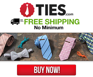 Free Shipping at Ties.com
