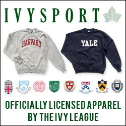 Ivy League clothing at Ivysport.com