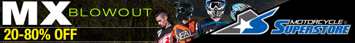 NEW DISCOUNTS! Huge Savings on 2014 Dirt Bike Gear Closeouts!