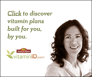 Save 25% on vitaminID.com customized vitamin packs