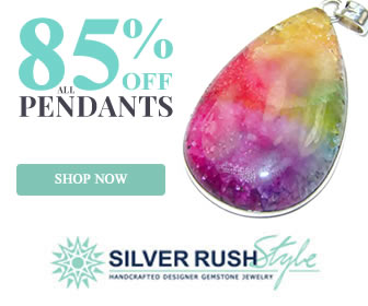 Get $20 OFF with Every Purchase Over $100 And $45 OFF Over $200 at www.SilverRushStyle.com