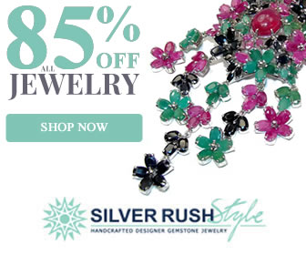 This Week Deal: 25% OFF on ALL BLUE Color Jewelry