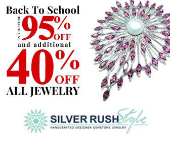 Valentine's Day SALE - over 4788 Unique Jewelry Designs 31% OFF