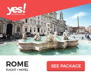 Yes Getaways - Rome