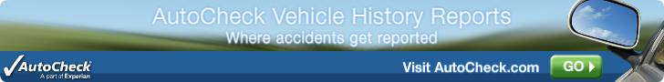 AutoCheck: Where Accidents Get Reported