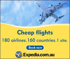 Expedia.com.au - Global Hotel Sale