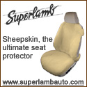 SuperlambAuto - Genuine Sheepskin Auto Accessories