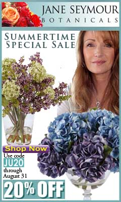 Jane Seymour Botanicals Moms Day Special 20off