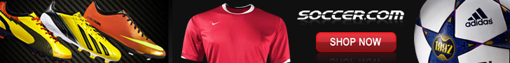 Shop all of the latest                      gear at SOCCER.com!