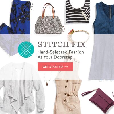 Lookin' Good with Stitch Fix - The Nueva Latina