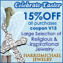 Save on Easter Religious Jewelry