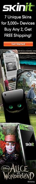 Alice in Wonderland 120x600