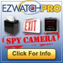 EZwatch Spy, Hidden, and Nanny Cameras