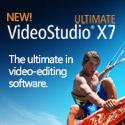 Corel VideoStudio Ultimate X6 Video Editing Software