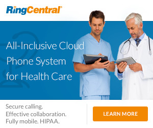 RingCentral Office - All-Inclusive Cloud Phone System for Healthcare Professionals.