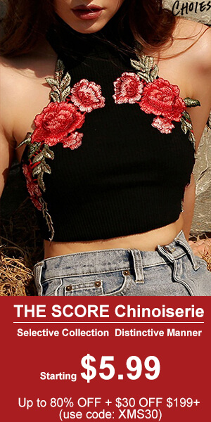 THE SCORE Chinoiserie Deal= Starting $5.99 + Up to 80% OFF + $30 OFF $199+  Distinctive Collection!