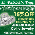 Save on Celtic & St. Patrick's Day jewelry