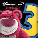 Shop TS3 at Disney Store