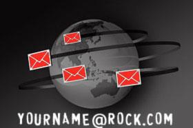 Rock.com Premium Email Service