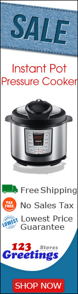 Instant Pot IP-DUO60 7-in-1 Programmable Latest 3rd Generation Technology Pressure Cooker, 6-Quart