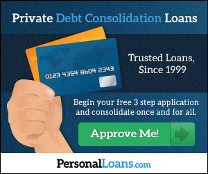 Image for Personal Loans (DEBT CONSOLIDATION - PRIVATE) 300x250