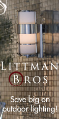Save big on outdoor lighting at LittmanBros.com!