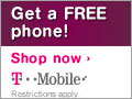 T-Mobile Free Slider Phone