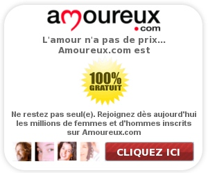 Amoureux.com : La rencontre 100% gratuit