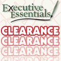 CLEARANCE at Executive Essentials