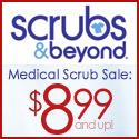 $8.99 Scrubs!
