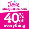 ShopJustice 100x100 Logo Banner