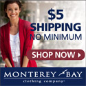 Monterey Bay Free Shipping Over $100
