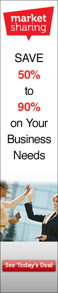 Save 50% to 90% on Your Business Needs