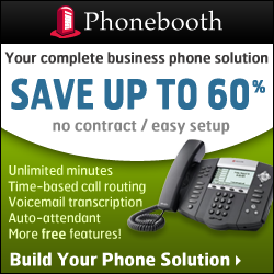 Save up to 60% on your business phone