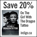 The Girl With The Dragon Tattoo!