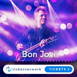 Bon Jovi biljetter